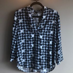 Ann Taylor blouse Large